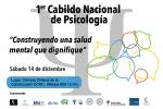 1° Cabildo Nacional de Psicología