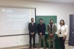 Exitosa presentación y defensa de trabajo de titulación correspondiente al Magíster en Psicología UDA